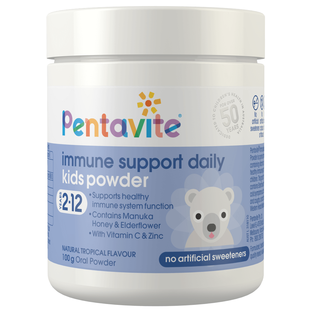 Pentavite_Immune_Support_Daily_100gPowder_Tub_Front-e1568006595332-resize