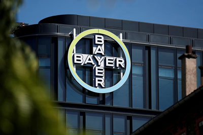 Purchased by Bayer