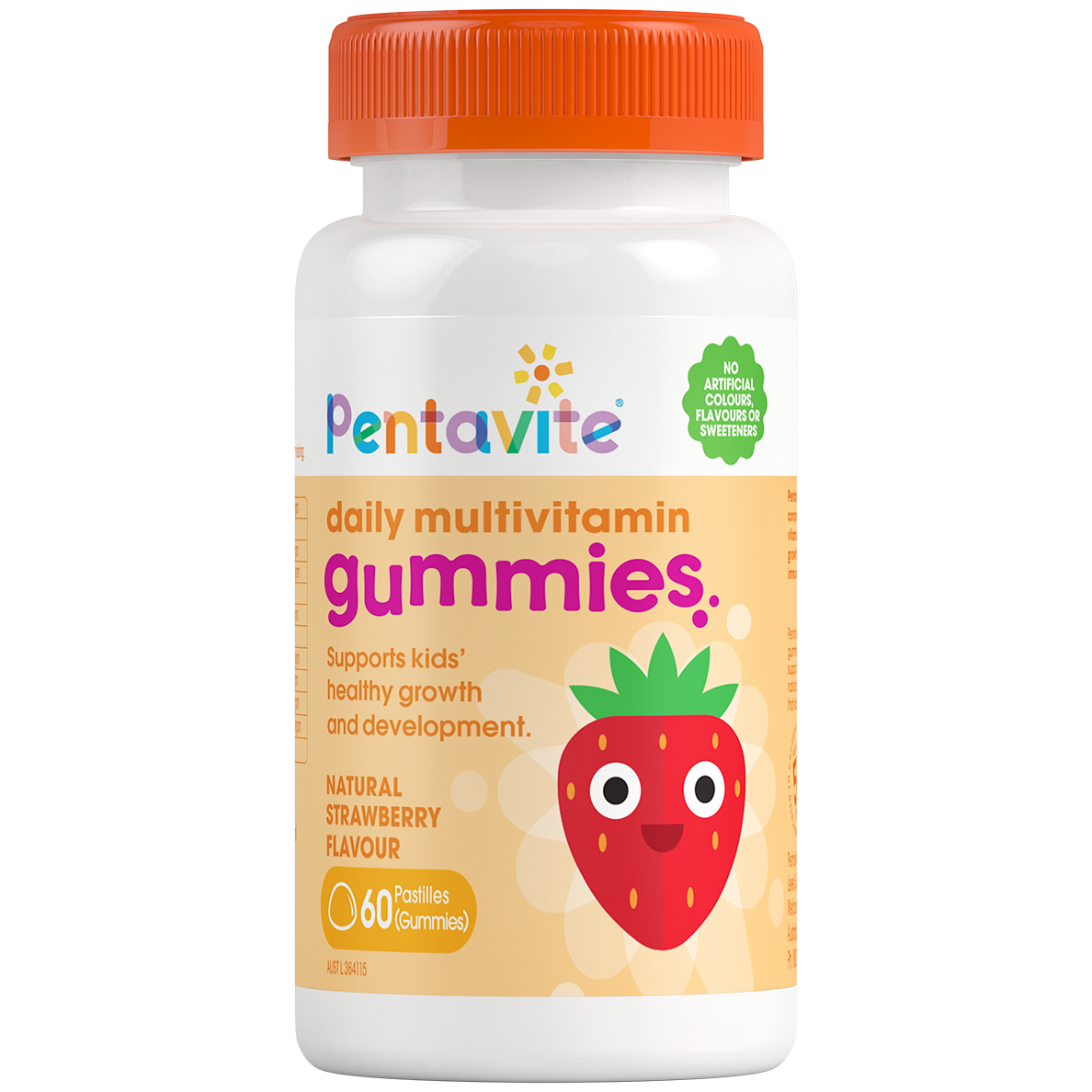 PENT3270_Gummies_Strawberry_Front